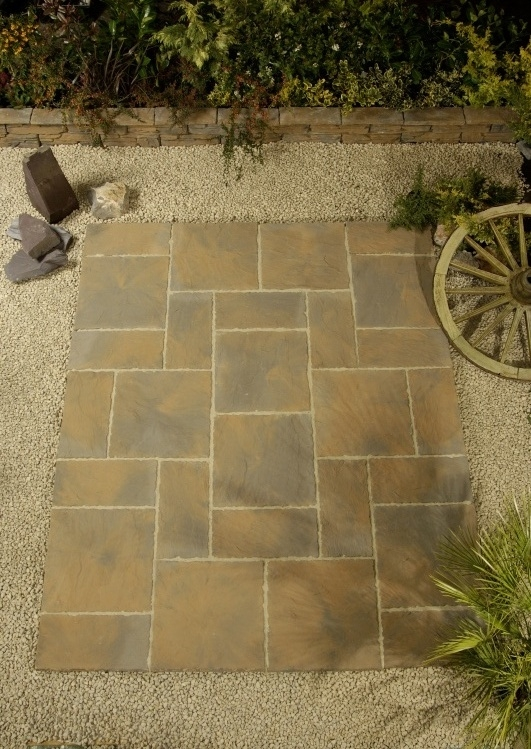 Patio and paving for Paving planner